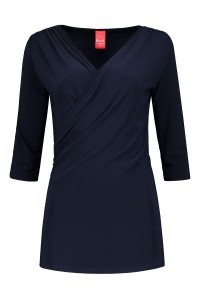Only M - Overslagtop Navy