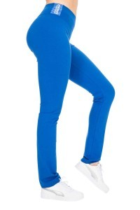 Panzeri Energy tall sports pants royal blue