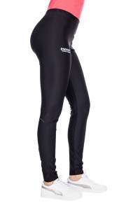 Panzeri Running Tights Winter Stretch - black
