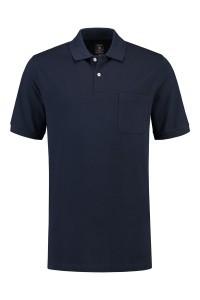 Kitaro Poloshirt navy
