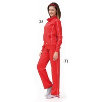 Panzeri Relax-E jacket - red