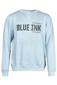 Replika Jeans Sweater - Blue Ink