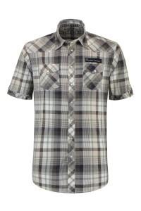 Kitaro Shirt - Olive Check