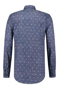 R2 Shirt - Blue Print