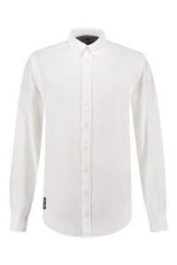 Replika Jeans Shirt White