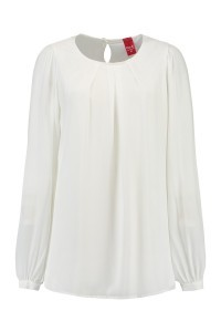 Only M - Blouse Crepon Panna