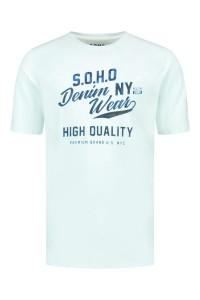 SOHO T-Shirt - Denim Wear Light Blue