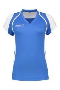 Panzeri Cannes Cap Sleeves Shirt - Blue