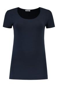 Short Sleeve Tall T-shirt - Navy