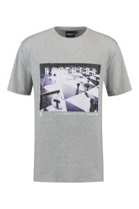 North 56˚4 T-Shirt - Northern Moods Grey
