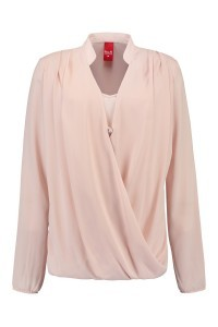 Only M - Draping Blouse Pink