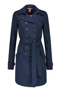 Only M Trenchcoat - Navy