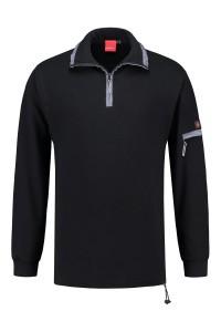 North Sweater Ottoman Black