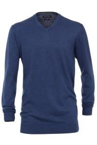 Casa Moda V-Neck Pullover - Blue