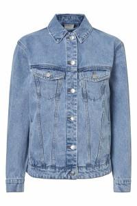 Vero Moda Tall - Denim jacket Katrina blue