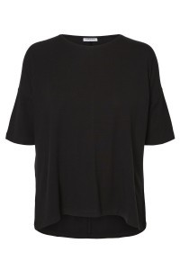 Vero Moda Tall - Fava T-Shirt Black
