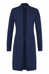 Chiarico - Cardigan Long Dark Blue