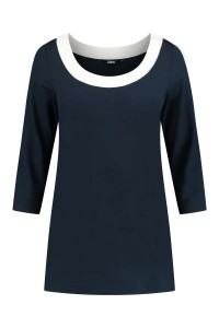 Chiarico - Top Ballet Navy