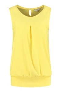 Yest Top - Yalis Sunshine Yellow