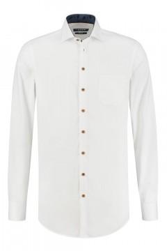 Ledûb Modern Fit Shirt - White