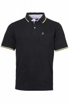 North 56˚4 Polo Shirt - Black