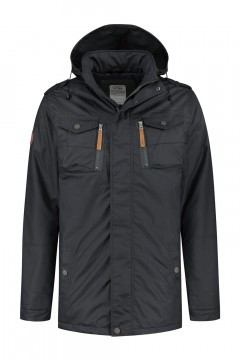 Brigg Winter Coat - Max Navy