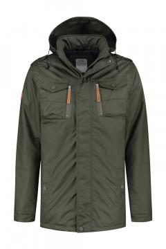 Brigg Winter Coat - Max Dark Green