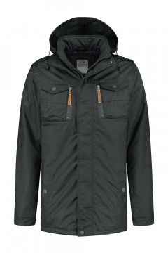 Brigg Winter Coat - Max Dark Grey