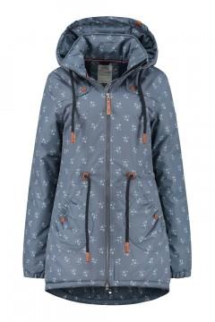 Brigg Winter Coat - Paula Smoky Blue