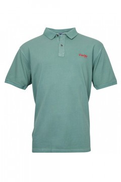 Replika Jeans Poloshirt - Jade