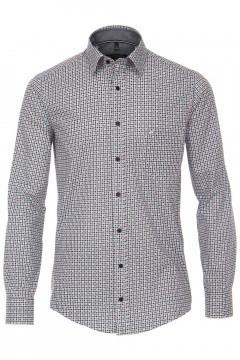 Casa Moda Casual Fit Shirt - Multicolor print