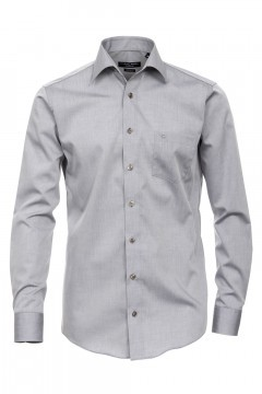 Casa Moda modern fit shirt - anthracite