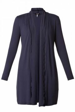 Yest cardigan - Yessica long Dark Blue