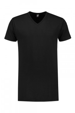 Alan Red Tall T-Shirt - Vermont Black