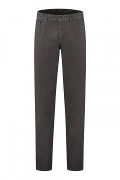 Alberto Jeans Pipe - Micro Check Grey