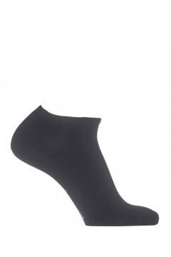 Bonnie Doon Ankle Sock - Black