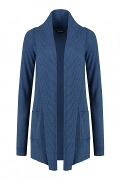 Bloomings - cardigan blue