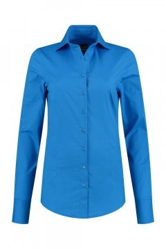 Sequoia - Basic blouse Blue