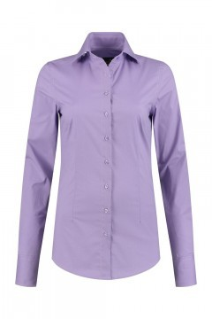 Sequoia - Basic blouse Lilac