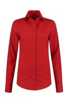 Sequoia - Basic blouse Red