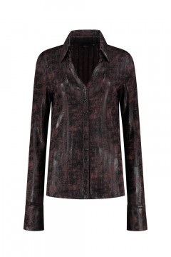 Chiarico - Blouse Liv Dark Metallic