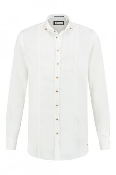 Blue Crane tailored fit shirt - White