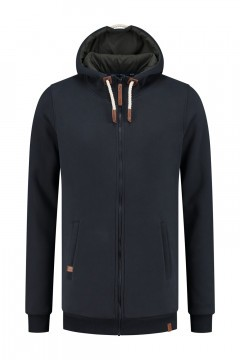 Brigg Sweat Jacket - Tom Dark Blue