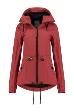 Brigg Outdoor Jacket - Red