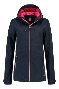 Brigg Softshell Jacket - Navy
