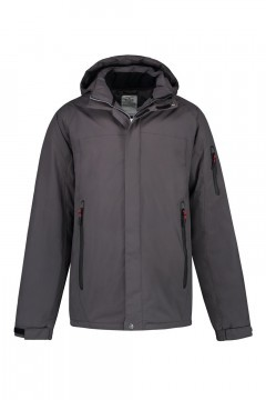 Brigg Functional Jacket - Anthracite