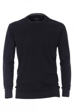 Casa Moda Knit Pullover - Navy Blue