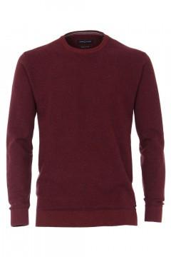 Casa Moda Knit Pullover - Dark Red