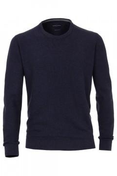 Casa Moda Knit Pullover - Dark Blue