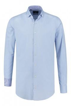 Corrino Shirt - Oxford Sky Blue